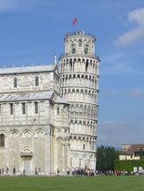 ピサの斜塔1