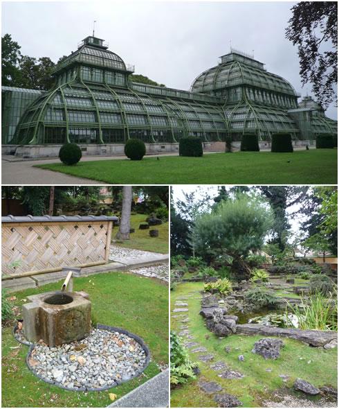 パルメンハウス&日本庭園