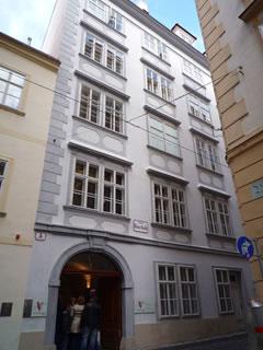 モーツアルトハウス