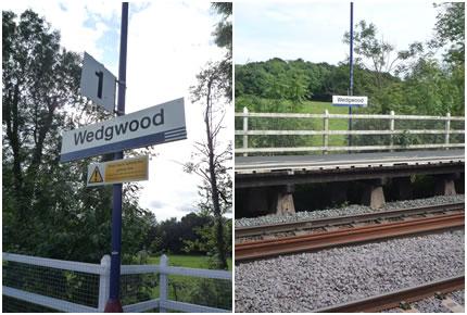 ウェッジウッド駅