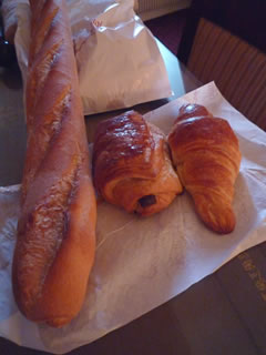 ジェラール・ミュロのパン