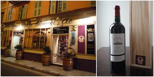 Caves Bianchi&買ったワイン