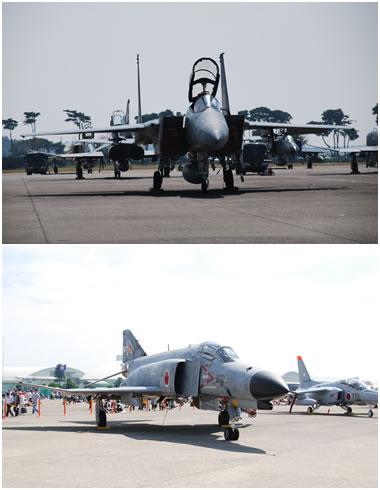 F-15&F-4