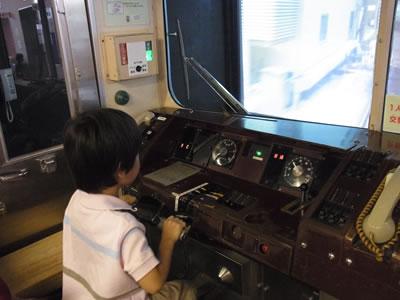 電車のシミュレーション