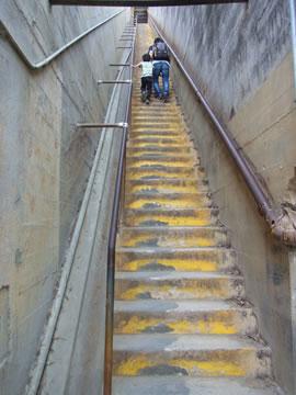 2番目の階段