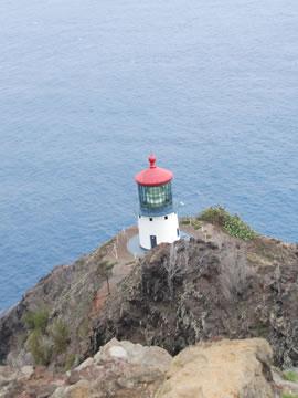 マカプウ・ポイント灯台