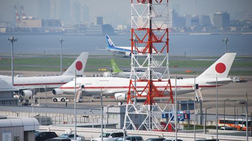 日本国政府専用機