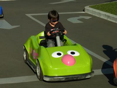 セサミのビッグ・ドライブ
