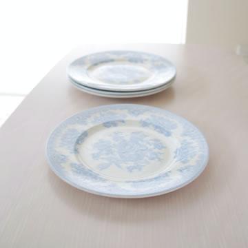 バーレイのお皿