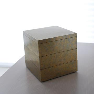 箔一の重箱