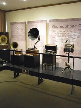 蓄音器ギャラリー