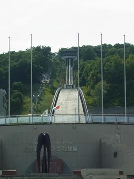 大倉山競技場