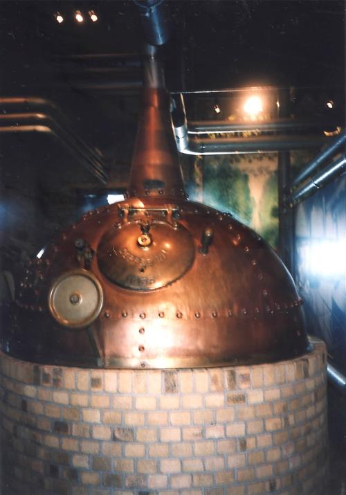 ギネスビールタンク