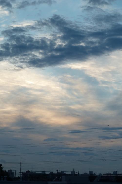 7:11の雲