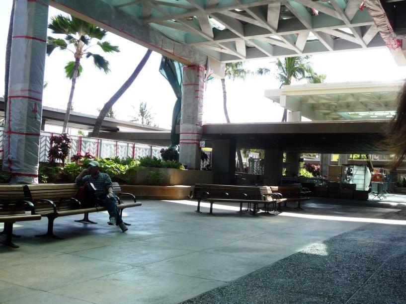 ホノルル 空港