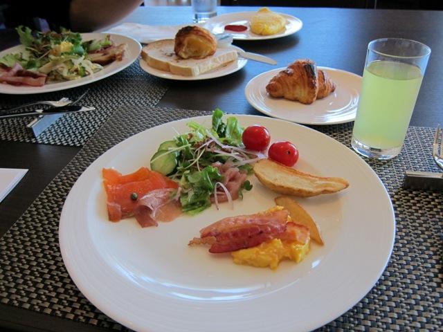 リーガロイヤルグラン沖縄 朝食