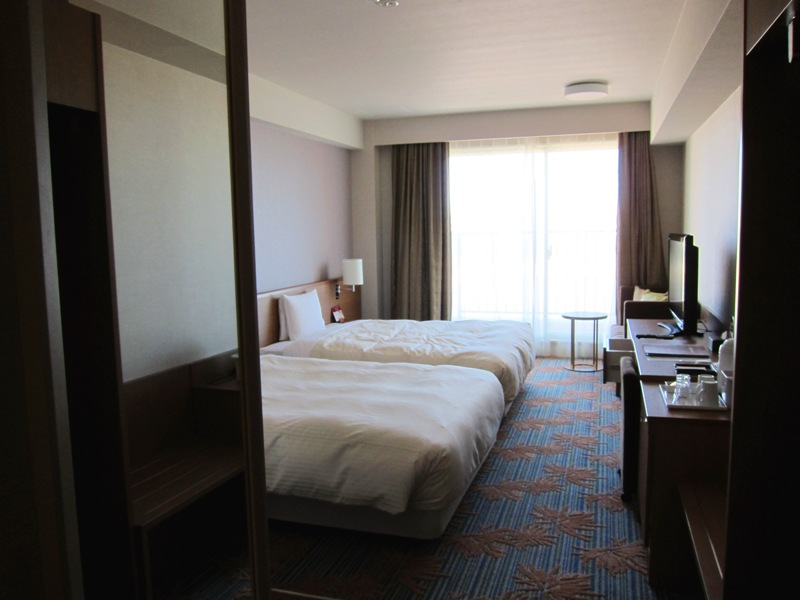 ベッセルホテルカンパーナ沖縄 部屋