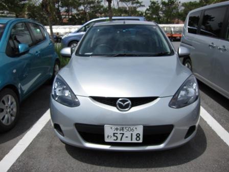 ニッポンレンタカー 沖縄