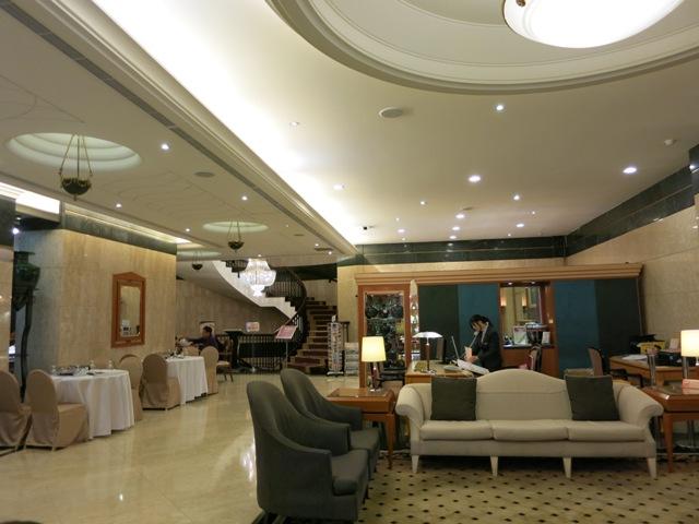 三徳大飯店 ロビー