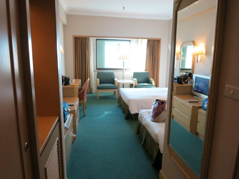 三徳大飯店 部屋