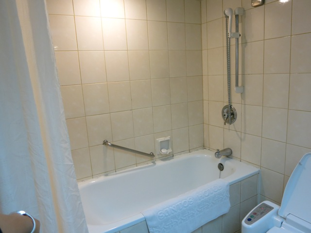 三徳大飯店 バスルーム