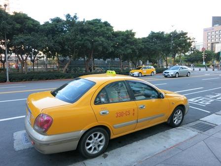 台北 タクシー