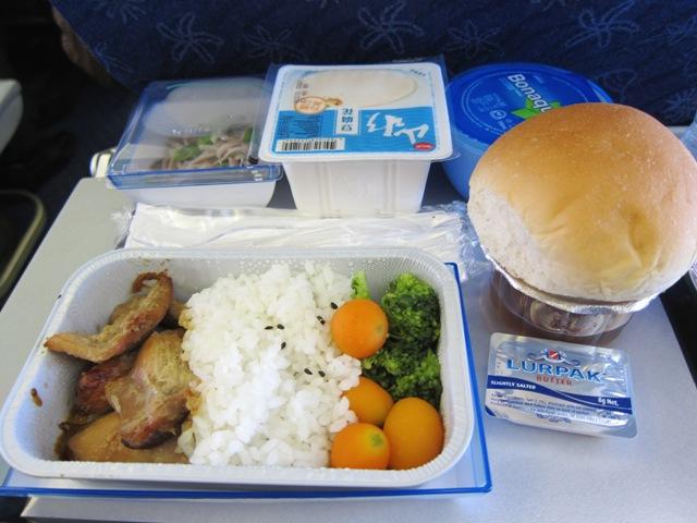 香港航空 機内食