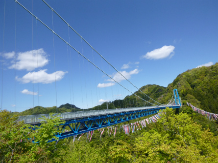 001竜神大吊橋