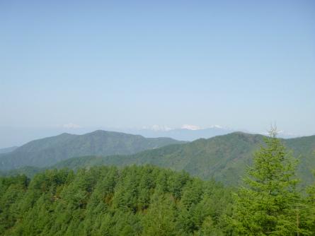 002乾徳山