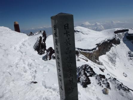 058日本最高峰