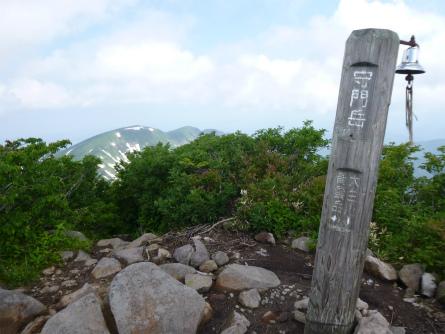 049守門岳山頂