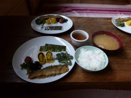 P1020797朝食
