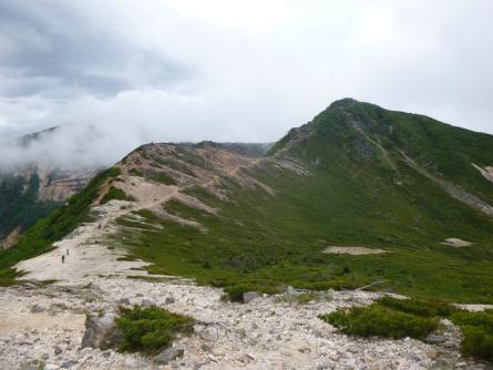 P1020896根石岳