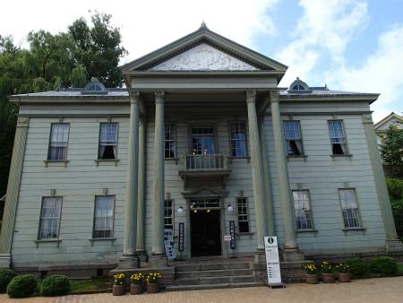 127旧北海道庁函館支庁庁舎