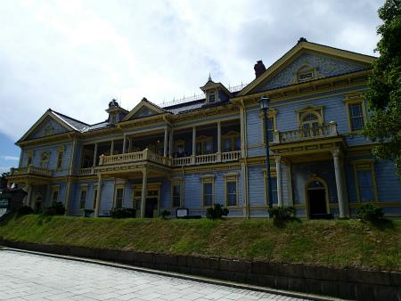 133旧函館区公会堂