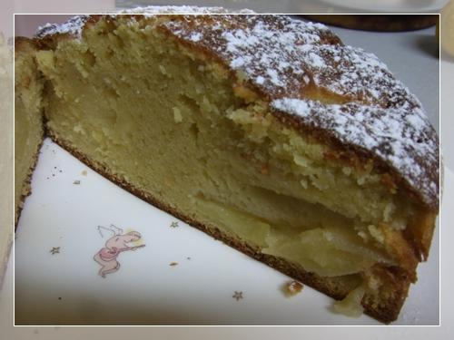 りんごケーキ005