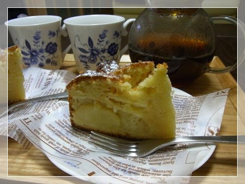 りんごケーキ006
