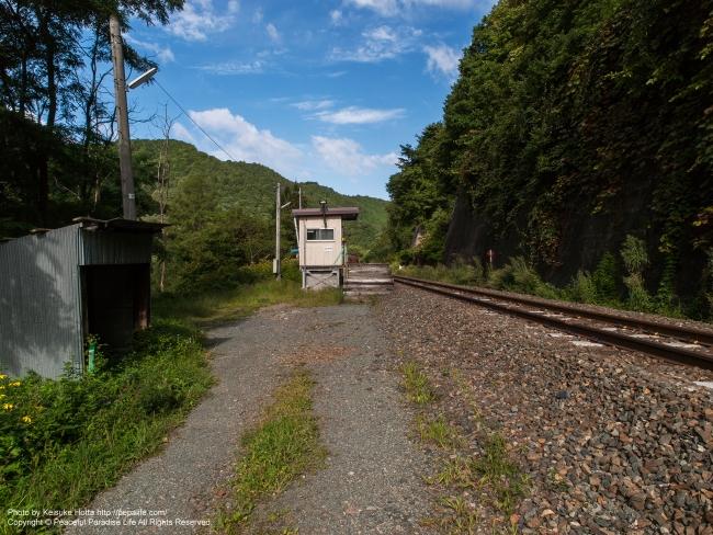 浅岸駅(あさぎしえき)の駅前