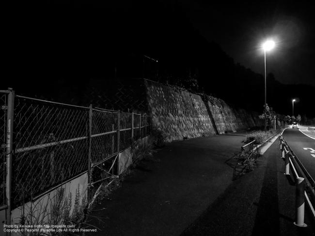 GM1で撮った夜の風景