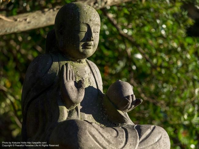 お地蔵さま by 称名寺