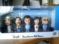 サザン5人組のマスコット人形