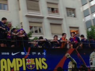 バルサ パレード6