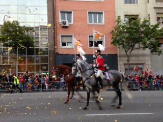 バルサ パレード馬