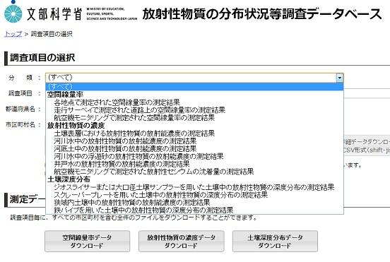 文科省データベース