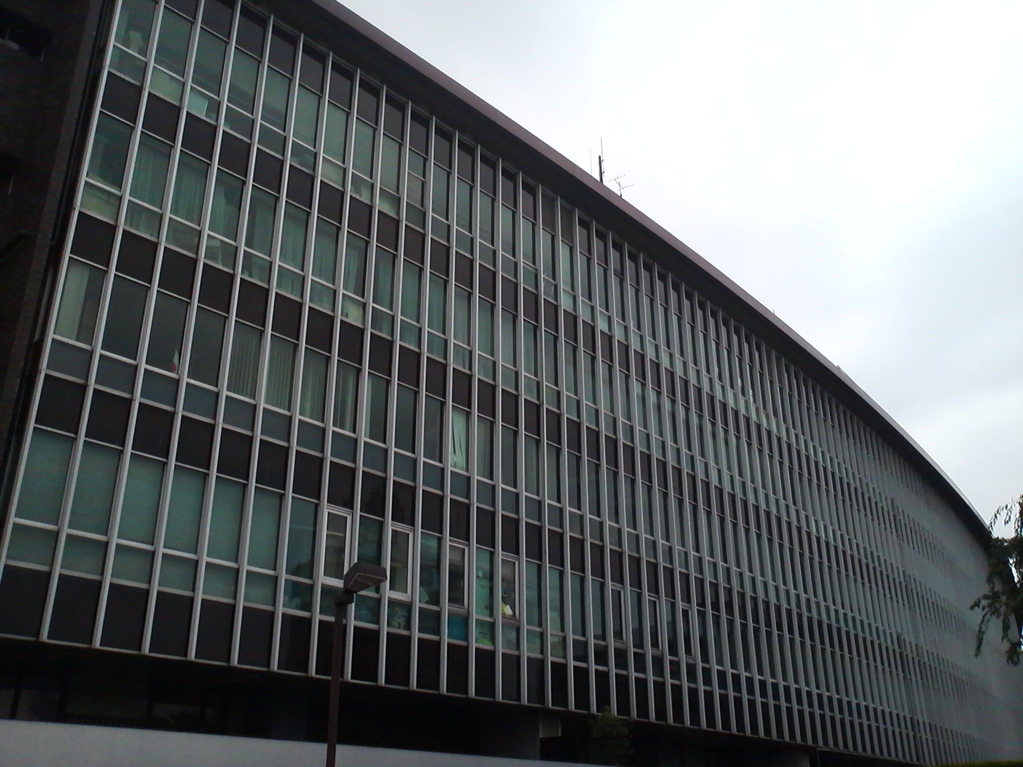 渋谷区総合庁舎