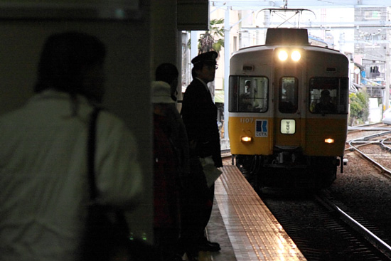 2012/2/26 高松琴平電鉄琴平線 瓦町駅
