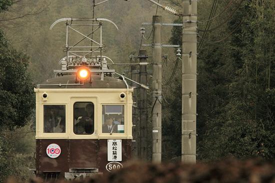 2012/3/18 高松琴平電鉄琴平線 滝宮~羽床