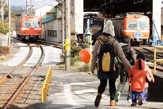 2012/2/11 岳南鉄道 岳南富士岡