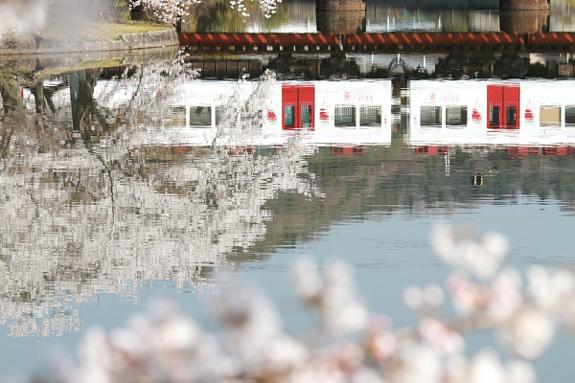2012/4/9 和歌山電鐵貴志川線 大池遊園