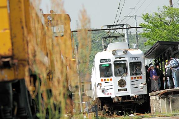 2012/4/28 和歌山電鐵貴志川線 貴志駅